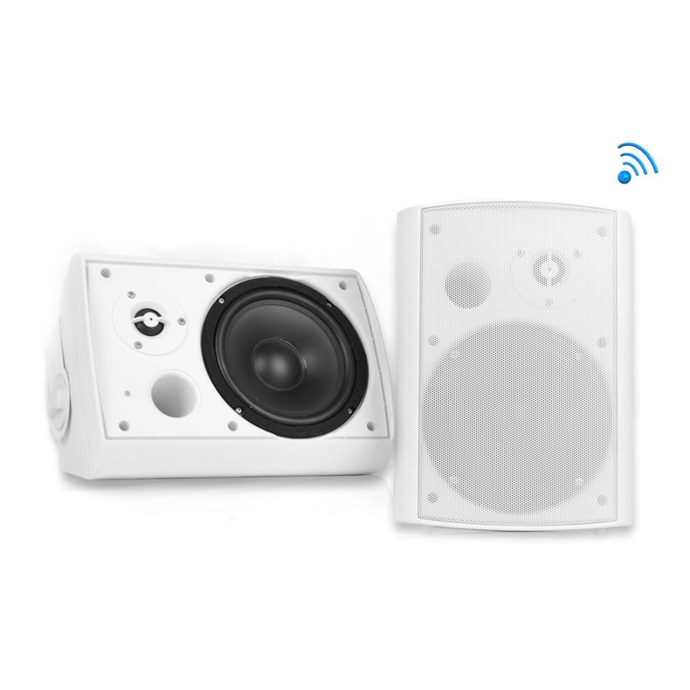 Pair Of Wall Mount Waterproof Bluetooth 5 25 In Outdoor