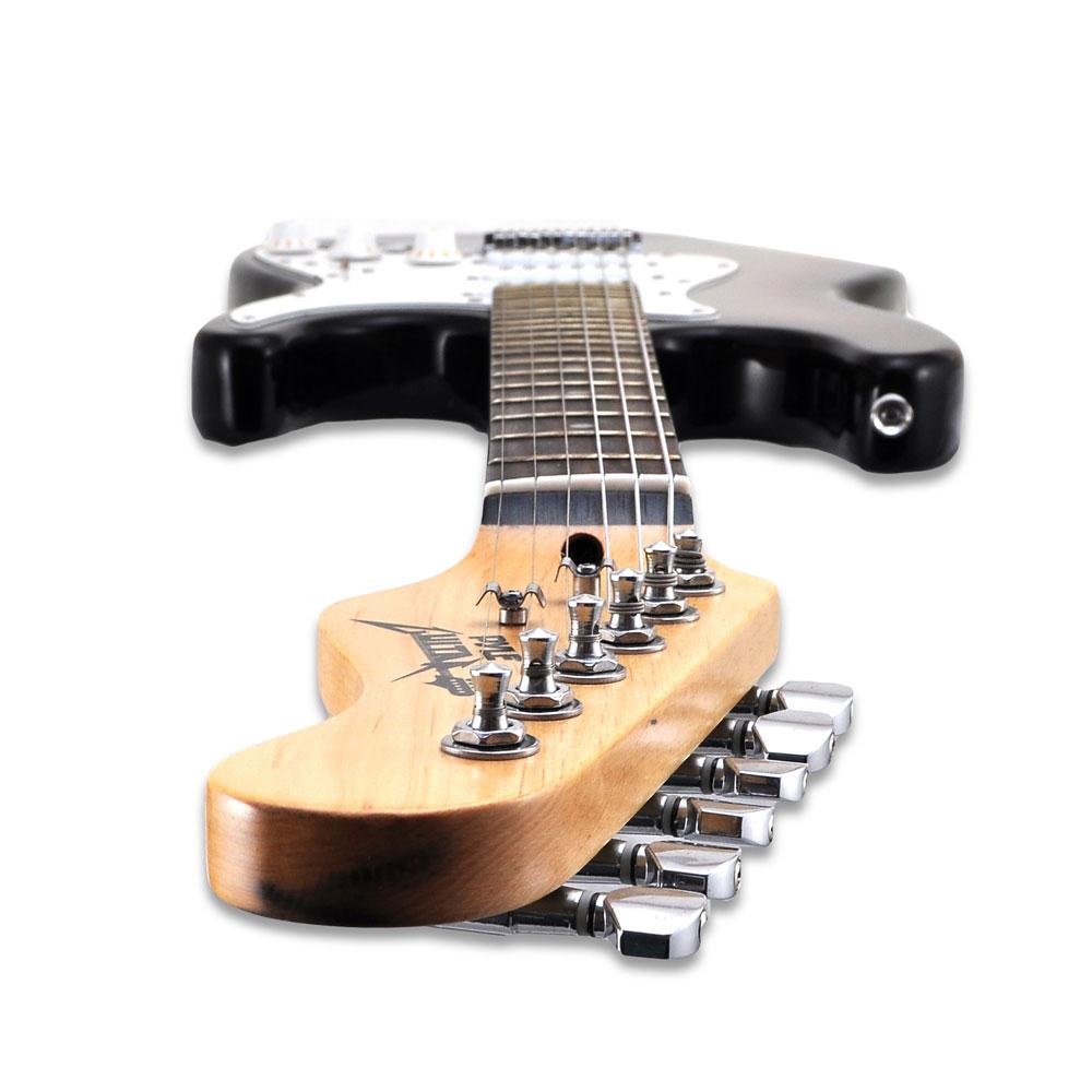 new pylepro pegkt15sb pegkt15sb beginner electric guitar package sun burst 68888981101 ebay. Black Bedroom Furniture Sets. Home Design Ideas