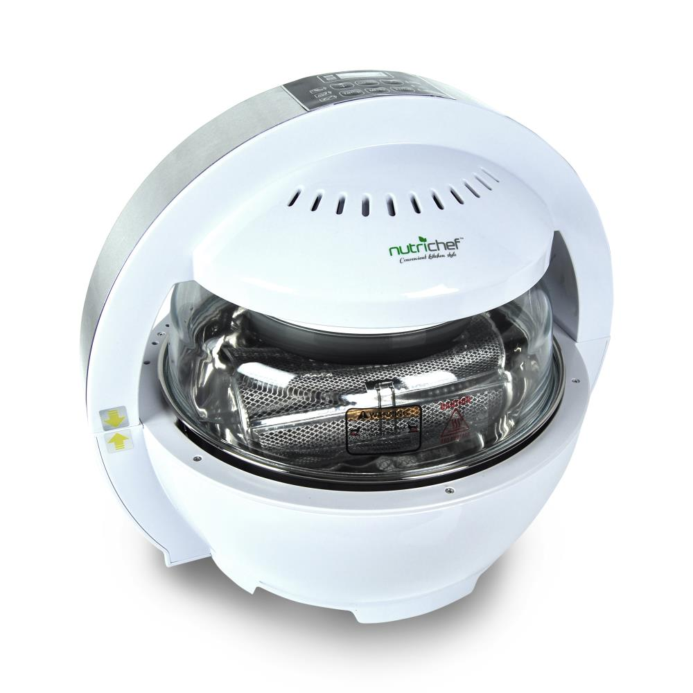 New Air Cooker ~ New nutrichef halogen oven air fryer infrared convection