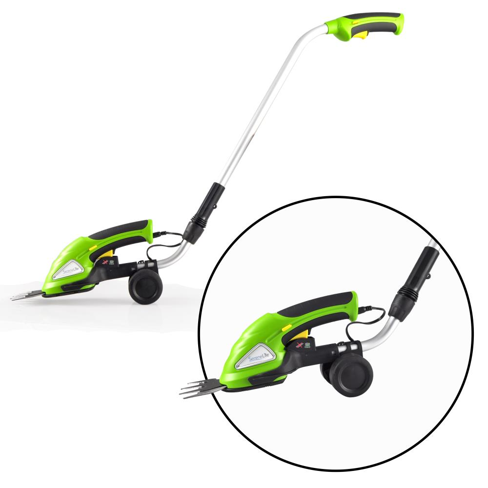 New Serenelife Cordless Handheld Grass Cutter Shears