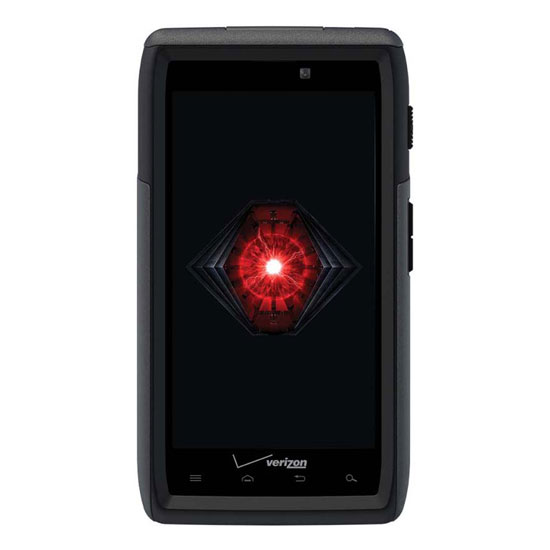 OtterBox Commuter Series Case for DROID RAZR by Motorola - Black