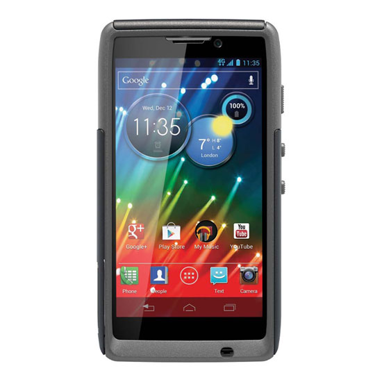 OtterBox Commuter Series Case for DROID RAZR HD by Motorola - Pavement