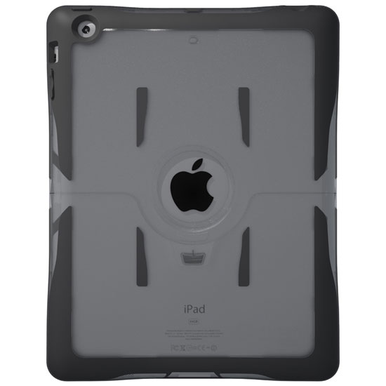 OtterBox Reflex Series Case for iPad 2 3 4 Gen - Vapor (Black)