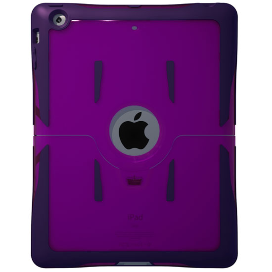 OtterBox Reflex Series Case for iPad 2 3 4 Gen - Zinger (Purple)