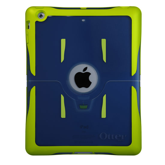 OtterBox Reflex Series Case for iPad 2 3 4 Gen - Radiated (Green)
