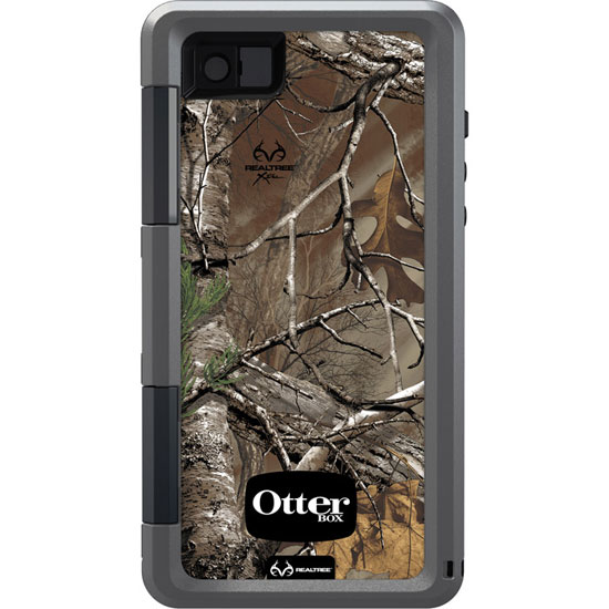 Otterbox Armor Series Waterproof, Drop Proof, Dust Proof Crush proof Case for iPhone 4/4S - Neon/RealTree - 77-30732