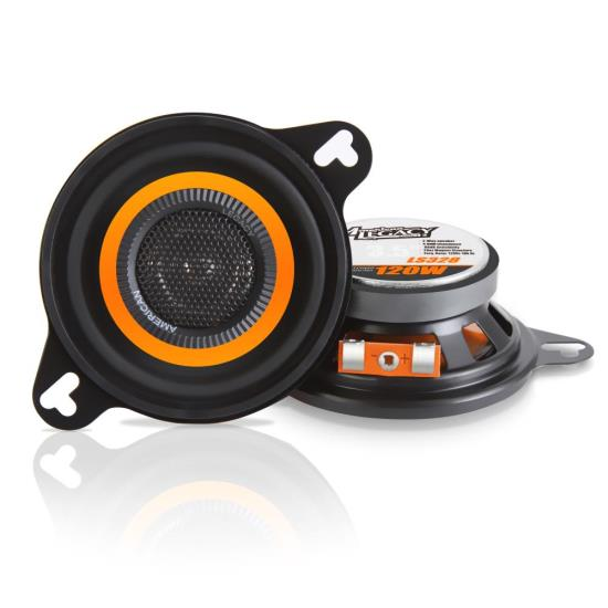 3.5'' 120 Watt Two-Way Speakers