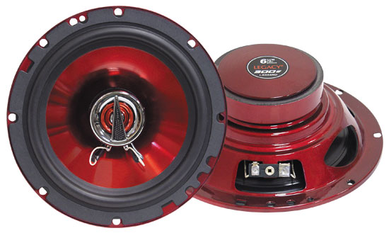 6.5'' 300 Watt Two-Way Speakers