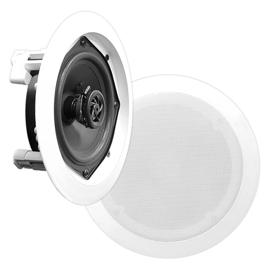 5.25'' Two-Way In-Ceiling Speaker System