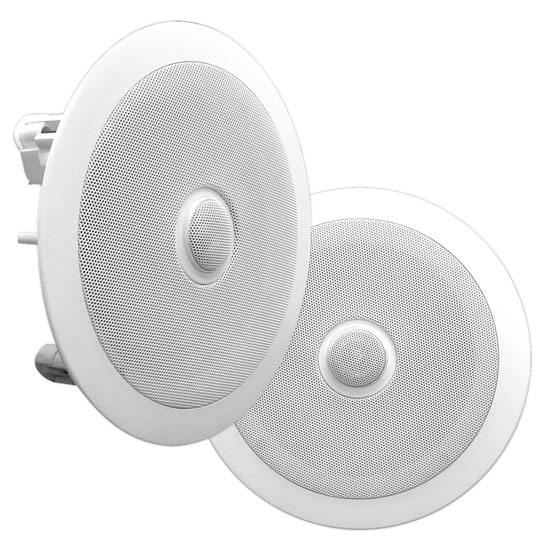 300 Watt 8'' Two-Way In-Ceiling Speaker System