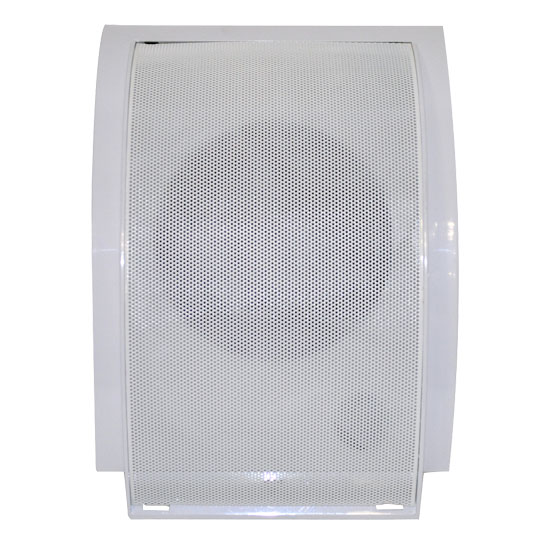 5.25'' Indoor Surface Mount PA Wall Speaker w/ 70V Transformer