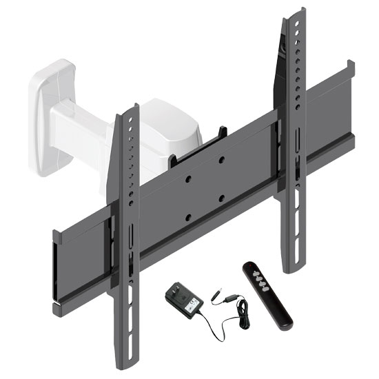 17'' to 37'' Motorized Universal Flat Panel TV Tilt wall mount