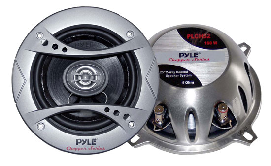 5.25'' 160 Watt 2-Way Speaker System