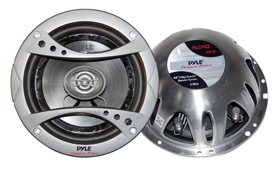 6.5'' 240 Watt 2-Way Speaker System