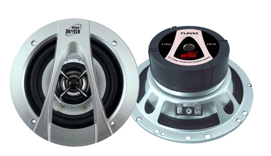 6.5'' 240 Watt Two-Way Speaker