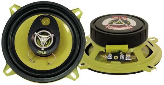 5.25'' 140 Watt Two-Way Speakers