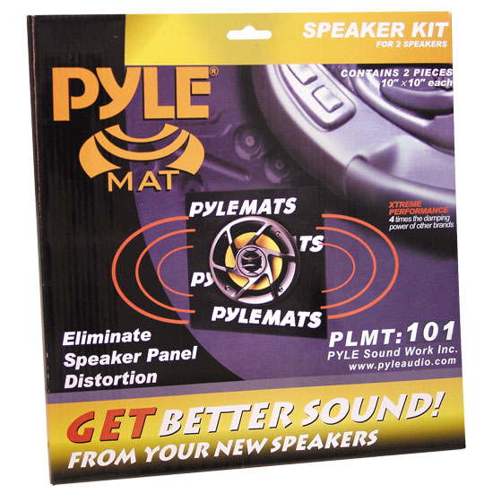 Speaker Panel Mat Kit