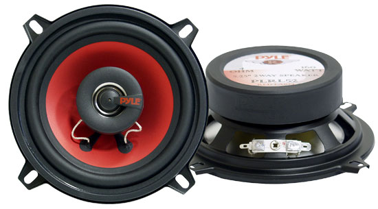 5.25'' 160 Watt Two-Way Speakers