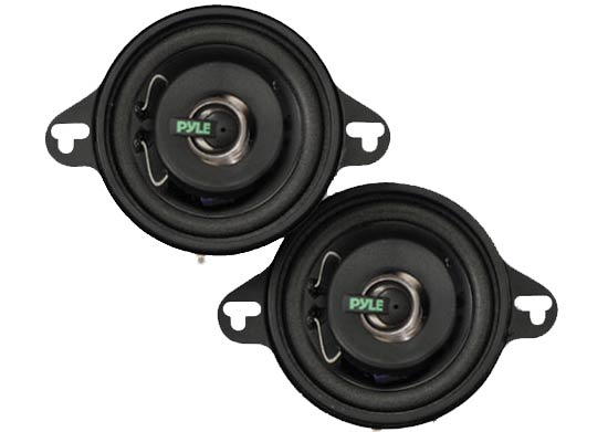 3.5'' 100 Watt Two-Way Speakers