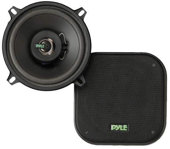 5.25'' 120 Watt Two-Way Speakers