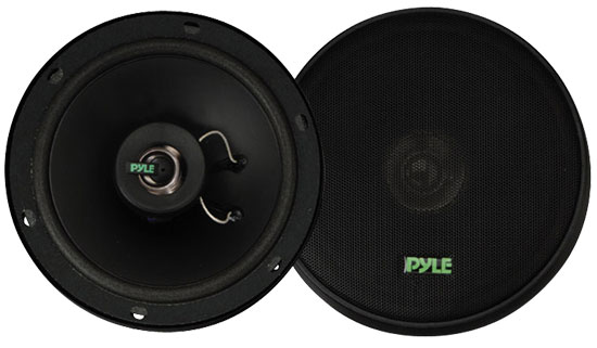 6.5'' 160 Watt Two-Way Speakers