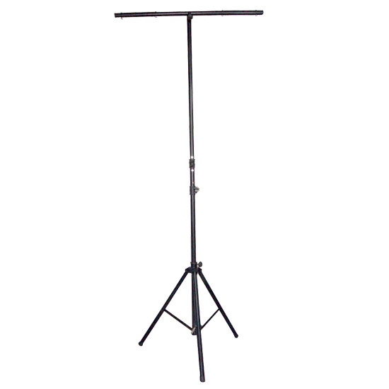 DJ Lighting Tripod Stand w/T-bar