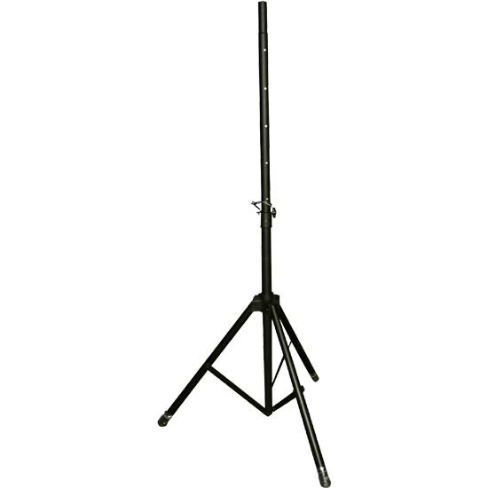 6.5  Feet  2-Way Anodized Aluminum Tripod Speaker Stand