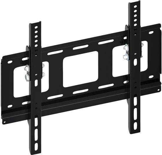 23'' To 37'' Ultra Thin Flat Panel Flush/Tilt TV Wall Mount