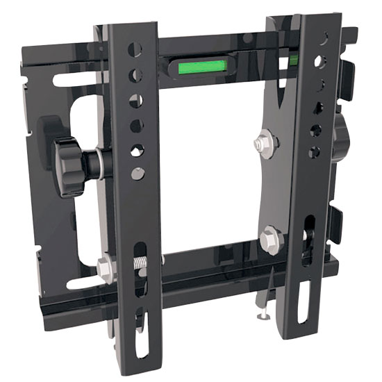 10'' to 32'' Flat Panel Tilted TV Wall Mount