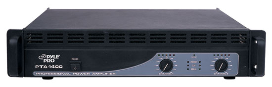1400 Watts Professional Power Amplifiers