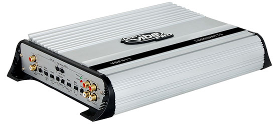 1200 Watts 4 Channel High Power MOSFET Amplifier