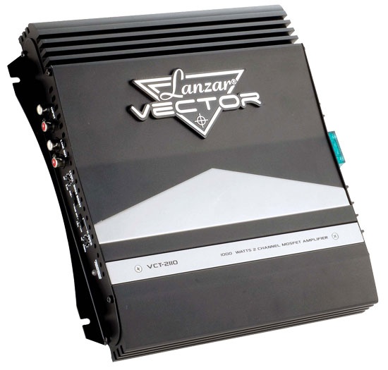 1000 Watt 2 Channel High Power MOSFET Amplifier