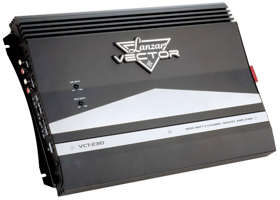 3000 Watt 2 Channel High Power MOSFET Amplifier