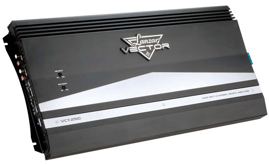 5000 Watt 2 Channel High Power MOSFET Amplifier