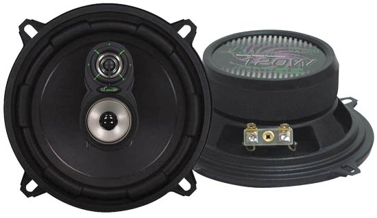 VX 5.25'' Three-Way Speakers