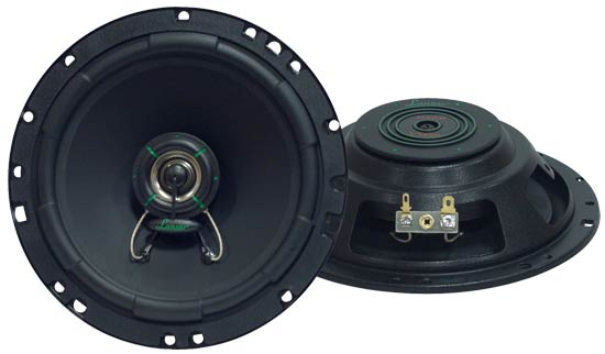 VX 6.5'' Two-Way Slim Mount Speaker System