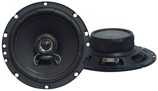 VX Super Slim 6.5'' Two-Way Speakers
