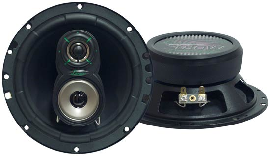 VX 6.5'' Three-Way Speakers
